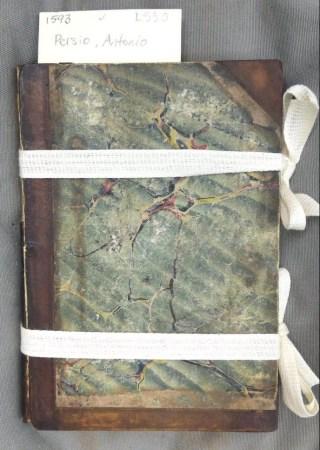 Persio binding