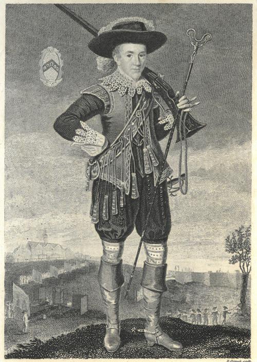 Sir Nicholas Crispe